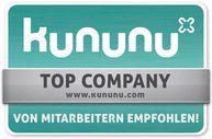 Kununu Top Company Auszeichnung