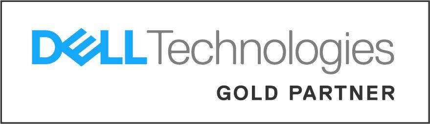 Dell Technologies Gold Partner Logo