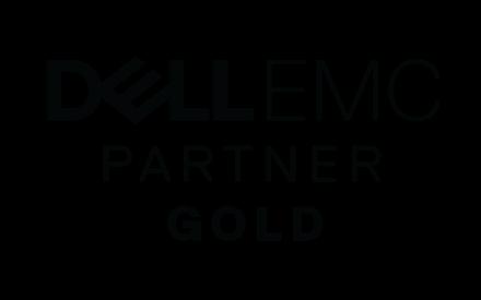 Dell EMC Partner Gold Logo