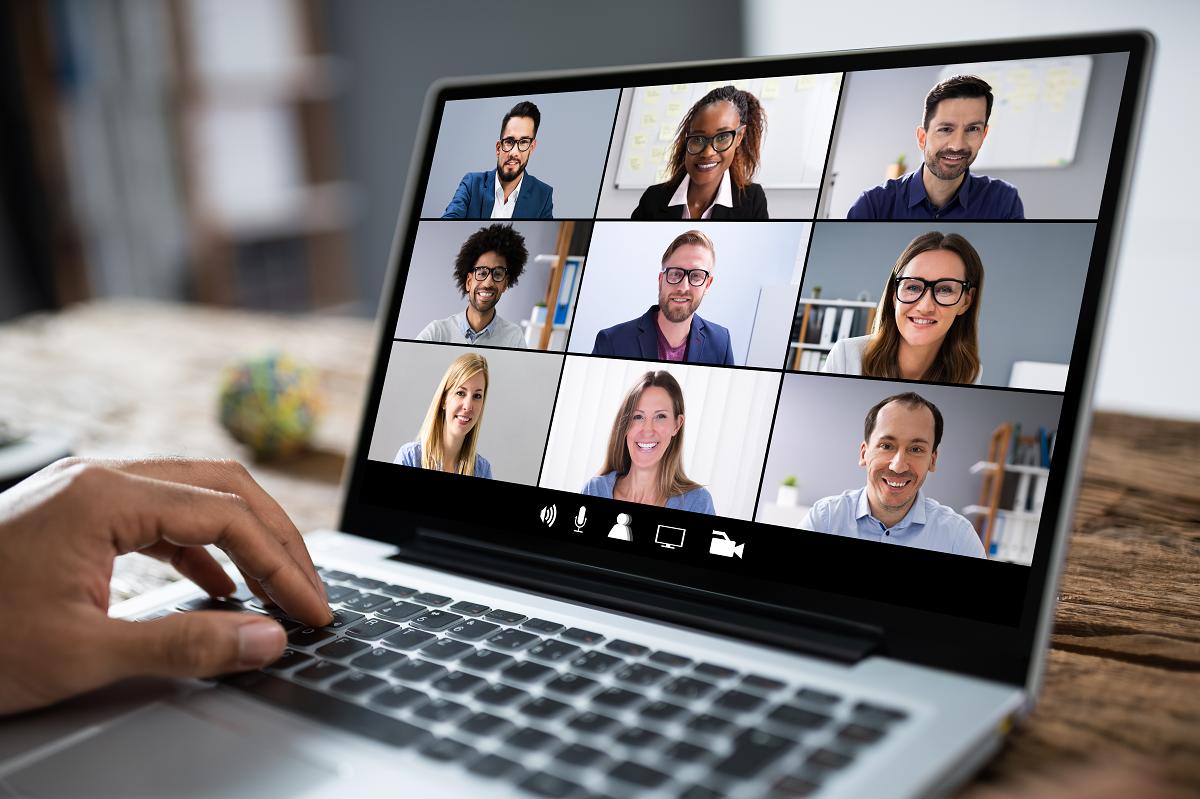 Digital Jetzt - Online Meetings - Titelbild